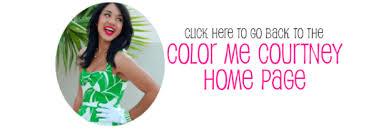 april 2012 color me courtney