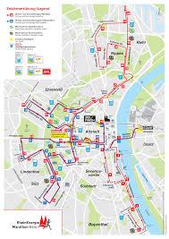 Map Of Cologne Germany by Rheinenergie Marathon Cologne World U0027s Marathons