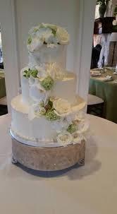 2 tier cake with mini cupcakes beach theme wedding cakes key largo