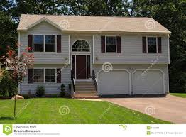 two story single family house stock photos image 5712393