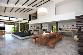 Should I Have Polished Concrete Floors Mad About The House - Concrete home floors