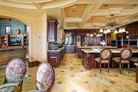 luxury open floor plans luxury kitchen floor plans ideas the