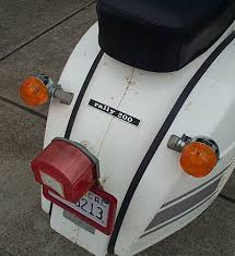 scooter help rally 200 vse1t electronic