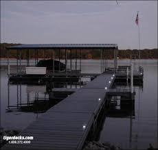 solar dock lights tiger docks offers solar dock lights to light up your waterfront