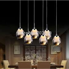 Led Dining Room Lights Dining Room Pendant Light Fixtures Chuck Nicklin