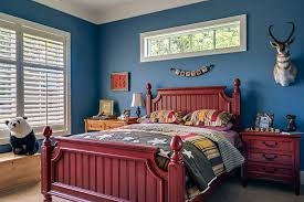 art above headboard with bed with a headboard kids traditional and