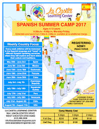 Spanish Speaking Countries Map Bilingual Child Care Center In West Chester Ohio