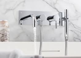 3 Hole Taps Bathroom Design Bath 3 Hole Set With Kit In Design Luxury Bathrooms Uk