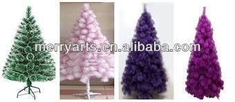 Fibre Optic Slim Christmas Trees - 6ft slim led fiber optic christmas tree power supply cheap sale