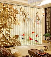 curtains home decor online get cheap fish window curtains aliexpress com alibaba group