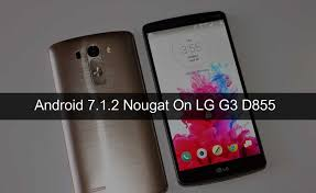 android rom install android 7 1 2 nougat on lg g3 d855 custom rom aicp