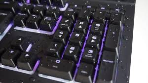 siege corsair corsair k68 rgb review a truly spill resistant keyboard rock