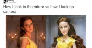 Emma Watson Meme - people can t handle disney s freaky new emma watson belle doll smosh