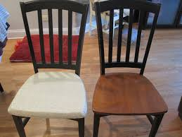 How To Upholster A Dining Chair How To Reupholster A Chair With Pictures Wikihow Dining Room