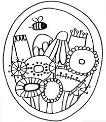 203 best embroidery coloring sheets images on pinterest