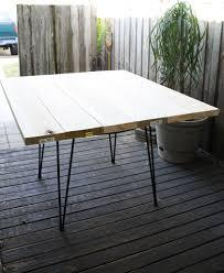 vintage hairpin table legs diy outdoor table kibster vintage
