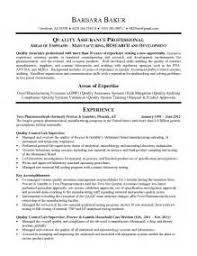 Quality Assurance Specialist Resume 1991 Ap Biology Essay Answers Professional College Essay