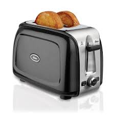 Oster Toaster Reviews Oster 2 Slice Toaster Black Metallic Tssttrpmb2 Oster