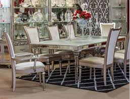 aico bel air park dining set collection by michael amini