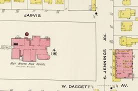 Av Jennings Floor Plans Fort Worth High First Home Of The Purple And White Hometown By