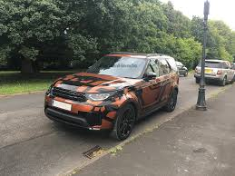 land rover discovery 5 2016 2017 land rover discovery reveals its design in new spyshots