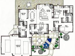restaurant floor plan free online