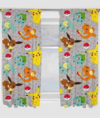 rideaux chambre d enfants rideaux pour fenêtre de chambre d enfant 168x183 cm