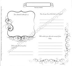 baby shower guest book pages choice image baby shower ideas