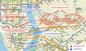 Lirr Train Map L Train Shutdown The Issue The Consequences And The Proposed