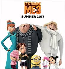 despicable me 3 hd 2017 wallpapers despicable me 3 2017 movie poster wide hd wallpaper full hd
