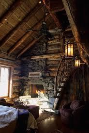 Rustic Vintage Bedroom - vintage bedroom home rustic warm interior cabin house cozy wood