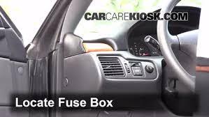 Seeking Fuse Interior Fuse Box Location 1999 2003 Toyota Solara 2002 Toyota