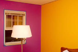 how to paint a room two colors home design inspiration