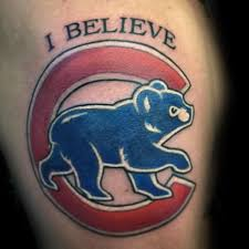 chicago cubs tattoo designs pictures to pin on pinterest tattooskid