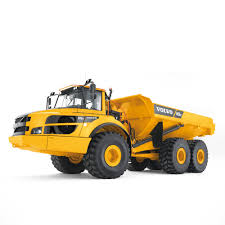 volvo heavy a45g fs articulated haulers overview volvo construction