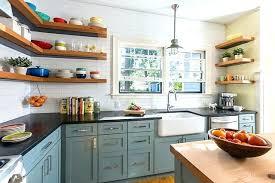 open cabinets kitchen ideas open shelving kitchen base cabinet motauto club