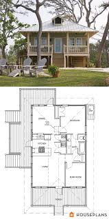 coastal cottage house plan 900sft plan 536 2 plan 536 2 869 sq