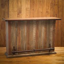 bar rentals the rustic wood finish on our 5 portable rustic bar rental makes