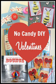 crafty no candy valentine ideas for kids valentines includes