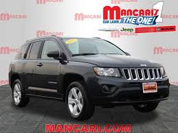 jeep crossover 2015 certified pre owned 2015 jeep compass sport 4d sport utility in oak