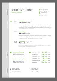 Job Interview Resume by 35 Best Free Resume Design Templates Themecot