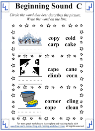 Beginner Reader Worksheets Printable Letter C Worksheets U0026 Activities