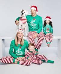 family pajamas s elfing around pajama set created for macy s