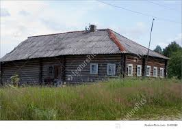 Russian Home Picture Of Old Russian Home