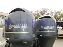 used pair of yamaha 350 hp 4 stroke outboard motors for sale