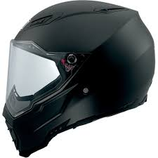 leather motorcycle helmet agv sport touring ax 8 evo matte black full face shield