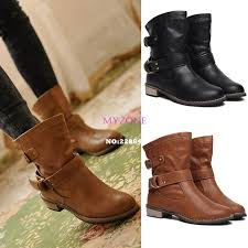 womens boots for flat alwaysshoe com fall winter fashion motorcycle