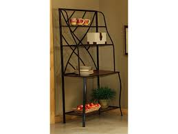 Contemporary Bakers Rack Bakers Racks Bakers Rack Furniture Furniture Rack Bakers