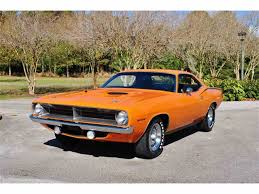 1970 plymouth cuda for sale classiccars com cc 947797
