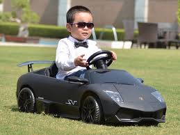 lamborghini children s car kalee lamborghini murcielago lp670 12v black car free shipping